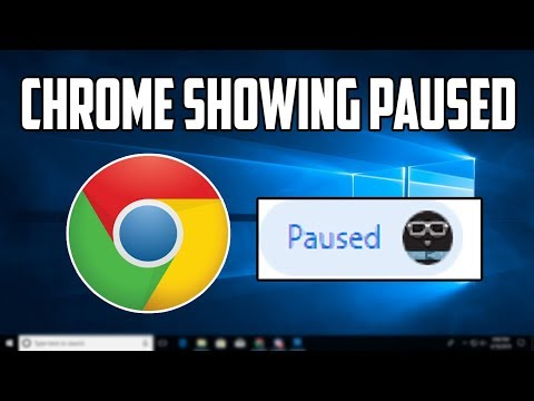 How To Fix Issues With Sync In Chrome | Chrome Paused Fix