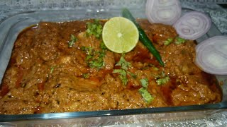 Chicken changezi restaurant style special mughlai recipe in Hindi
