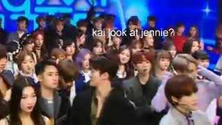 Download Video Jennie Kai moment in Music Core MP3 3GP MP4