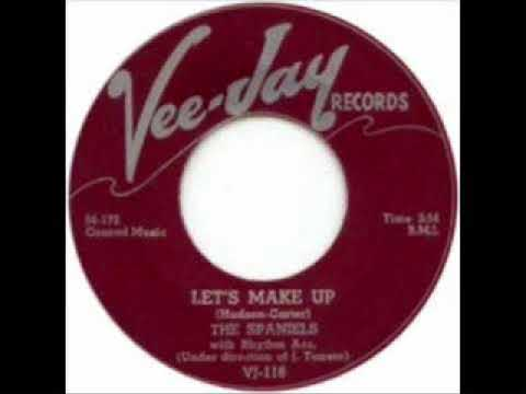 LET'S MAKE UP-THE SPANIELS