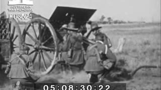 [24th Battery Australian Field Artillery 1927-1930]
