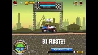 Monsters' Wheels - Gameplay Video