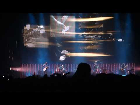   Radiohead   2017.04.03   The Smoothie King Center, New Orleans