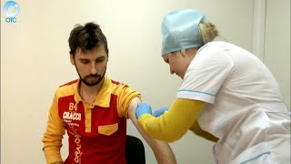 Время ставить прививку от энцефалита