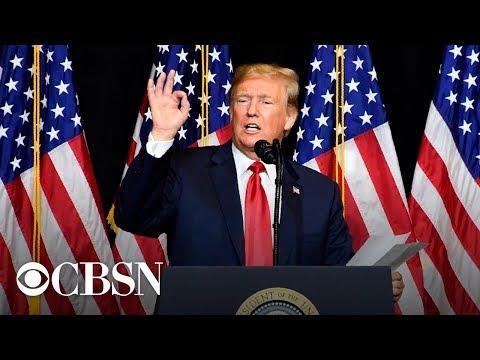 President Donald Trump's full speech at the UNGA