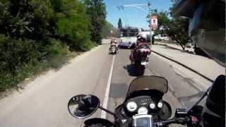 Krym 2012 motovýlet