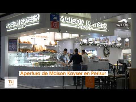 Apertura Maison Kayser en Perisur