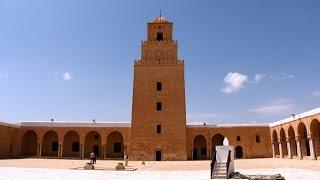 Тунис. Кайруан - главный священный город Магриба