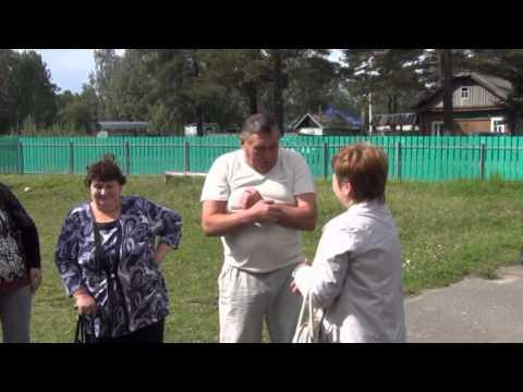Встреча одноклассников. Нижнеудинск - 2012.