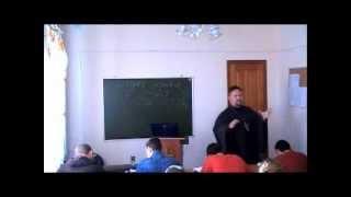 Сергей Журавлев, семинар, Царское Село, Россия (3 урок)