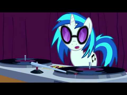 Epic Pony Battles Of History Octavia Vs Djpon3 Vinyl