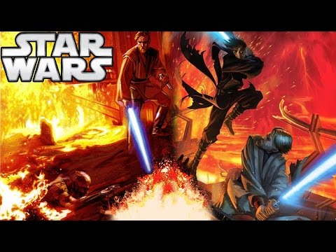Why Did Anakin Lose Against Obi-Wan in Revenge of the Sith? Star Wars Explained