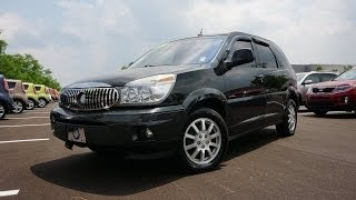 2005 Buick Rendezvous CXL V6 AWD Start Up and Full Tour