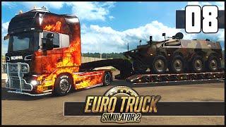 Euro Truck Simulator 2 - Ep.08 - The Beast Truck!