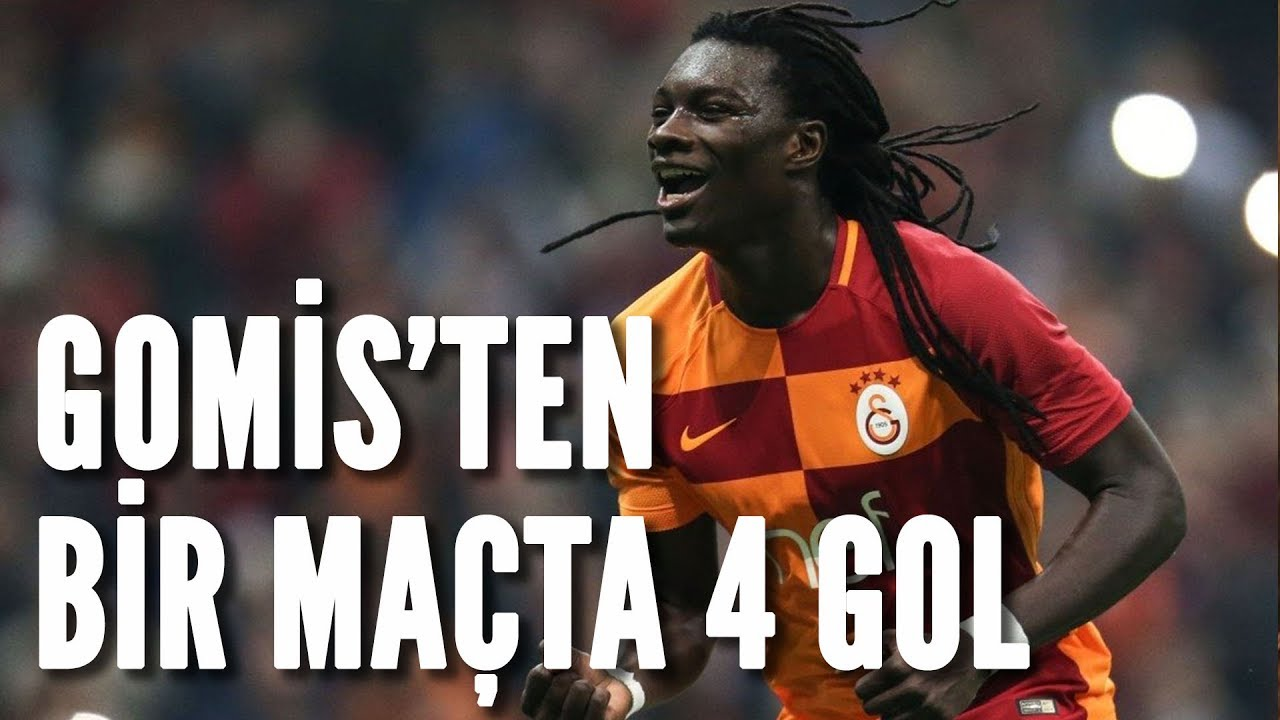 Karabük 0 - 7 Galatasaray | Gomis'den 4 gol...