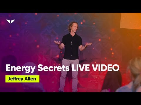 [Live Video] Jeffrey Allen Shares His Insights On Energy Secrets
