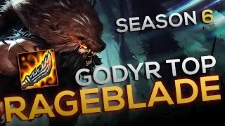 """Season 6"" 5.22 Preseason Rageblade Godyr Top My Way ""Gates with Trick"""