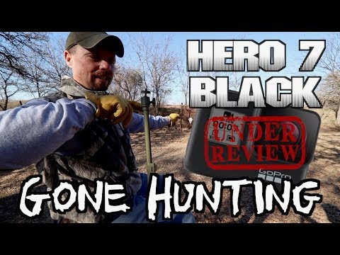 GoPro 7 Black - Hunting Review
