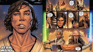 Star Wars FINALLY Reveals What Happened To Luke's Jedi Students and Ben Solo [CANON]