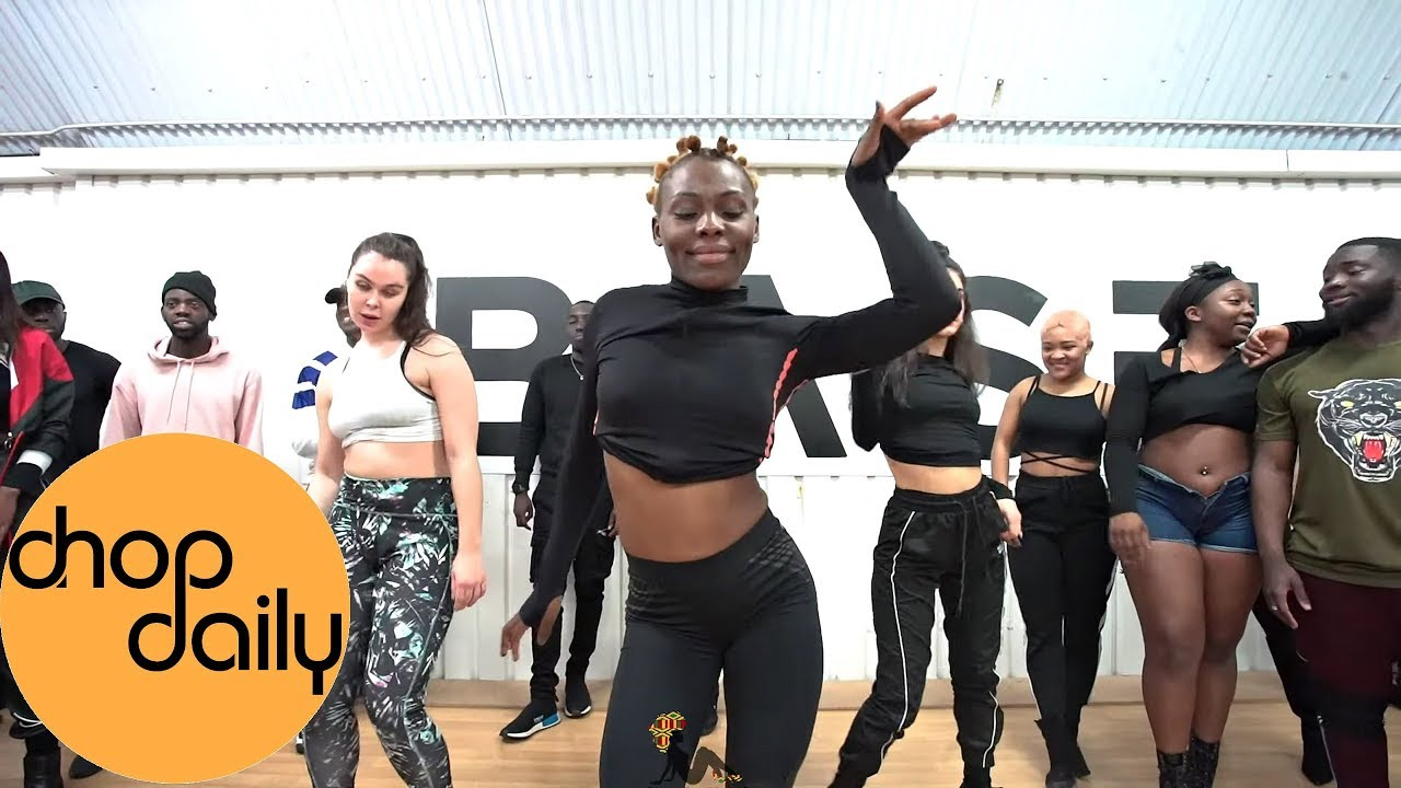 Eugy - LoLo (Afro In Heels Dance Video) | Patience J Choreography | Chop Daily