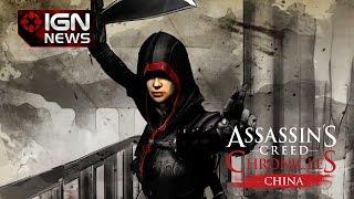 Ubisoft Announces Trilogy of New Assassin