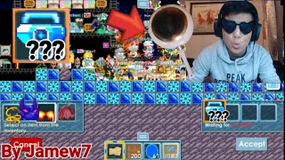 Selling My Expensive Items! FOR!? + (FACECAM VIDEO) | Growtopia | Jamew7