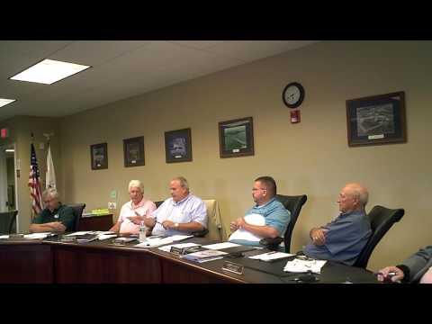 massena town meeting july 2017