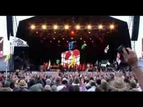 Elbow 'One Day Like This' Live @ Glastonbury 2008