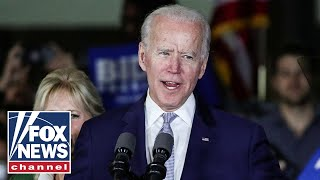 Biden's comment on black voters leaves 'The Five' speechless
