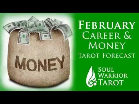 PISCES CAREER MONEY February Forecast   Soul Warrior Tarot
