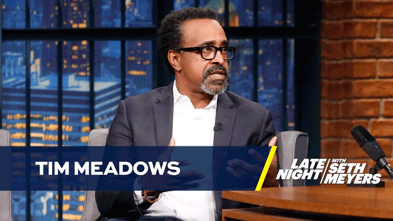 Download Tim Meadows Would Prank TV Shows as The Ladies Man
