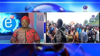 THE 6PM NEWS (Guest: Bergeline NDOMOU) WEDNESDAY 8th MAY 2019 - EQUINOXE TV