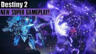 Destiny 2 - Arcstrider Hunter Vs Sentinel Titan & New Striker And Sentinel Titan Gameplay!