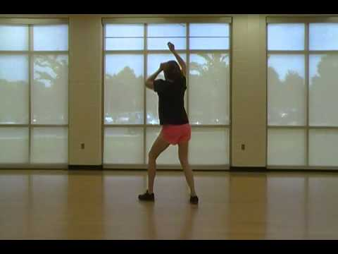 "Dance Fitness Routine by Rachel Pearson to ""Stereo Hearts"" by Gym Class Heroes."