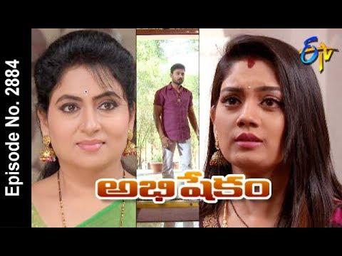 Abhishekam | 14th April 2018   | Full Episode No 2884 | ETV Telugu