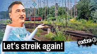 Der GDL-Streik und seine Folgen für Bahnreisende
