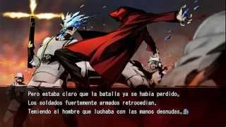 [Project Lost Xmas] Novel Guilty Crown: Lost Christmas Sub Español