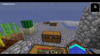 minecraft  Streamcraft  TechnoSky-#6 (Кварцевый дробитель)