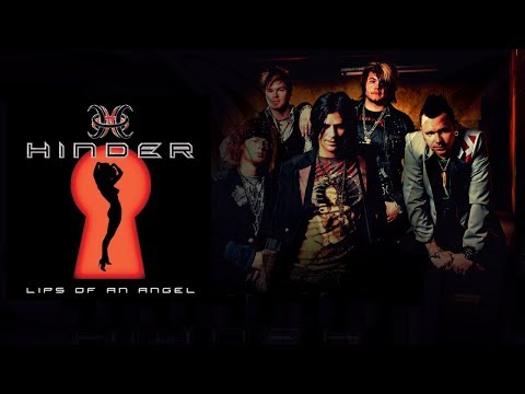 Hinder - Lips of an angel (Audio)