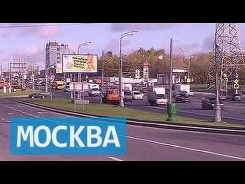 На Варшавском шоссе в районе Щербинки увеличена разрешенная скорость