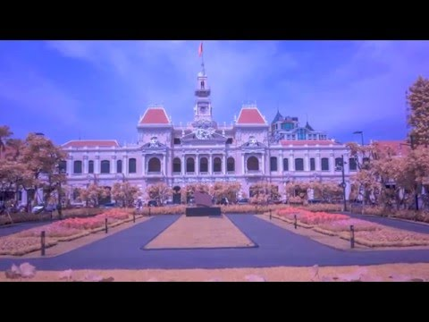 Infrared Photography: Ho Chi Minh City - Part 2