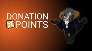 NEXUS : Donation Points