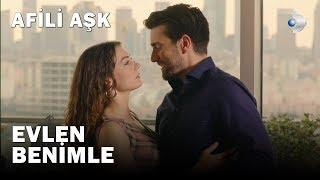Kerem Ayşe'ye Evlenme Teklifi Ediyor - Afili Aşk 38.Bölüm (FİNAL)