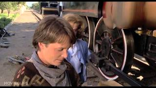 Back to the Future Part 3 10 10 Movie CLIP   Your Future Is Whatever You Make It 1990 HD