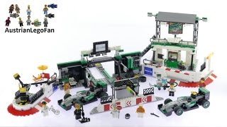 Lego Speed Champions 75883 MERCEDES AMG PETRONAS Formula One™ Team - Lego Speed Build Review