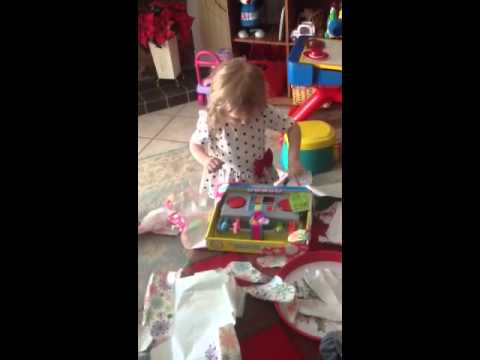 Addison opening presents