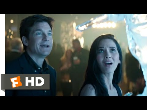 Office Christmas Party (2016) - Egg Nog Luge Scene (5/10) | Movieclips