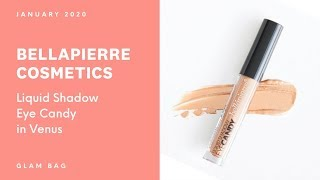 BELLAPIERRE COSMETICS Liquid Shadow Eye Candy in Venus