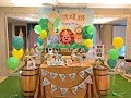 Jungle Theme Party Decorations Singapore - Jungle Theme Birthday Party Decorations