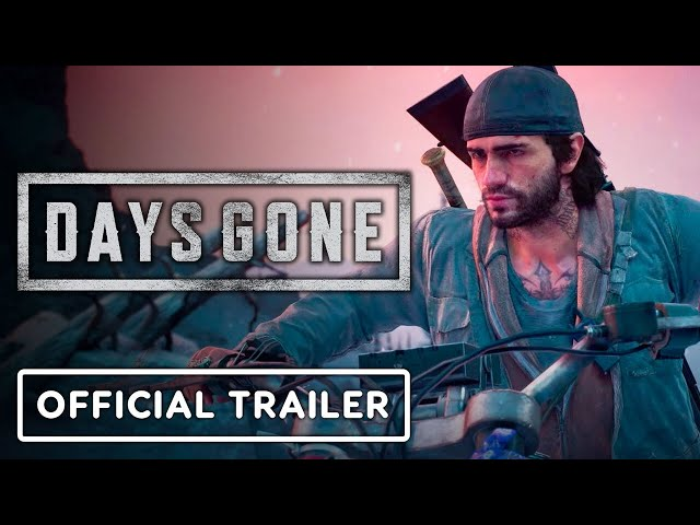 Days Gone - Official PC Features Trailer